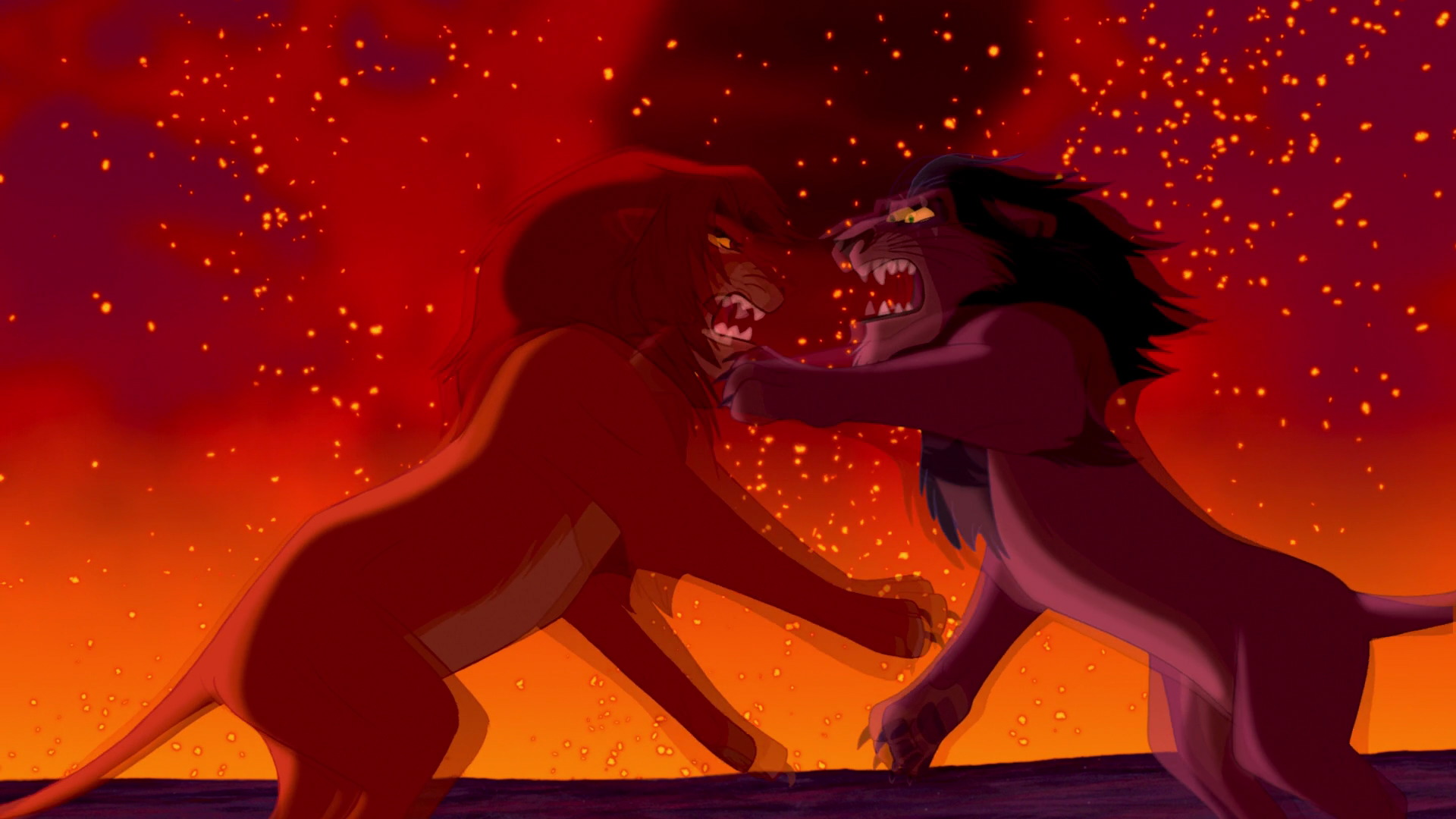 hamlet vs lion king outline The lion king (1994) on imdb: plot summary, synopsis, and more.