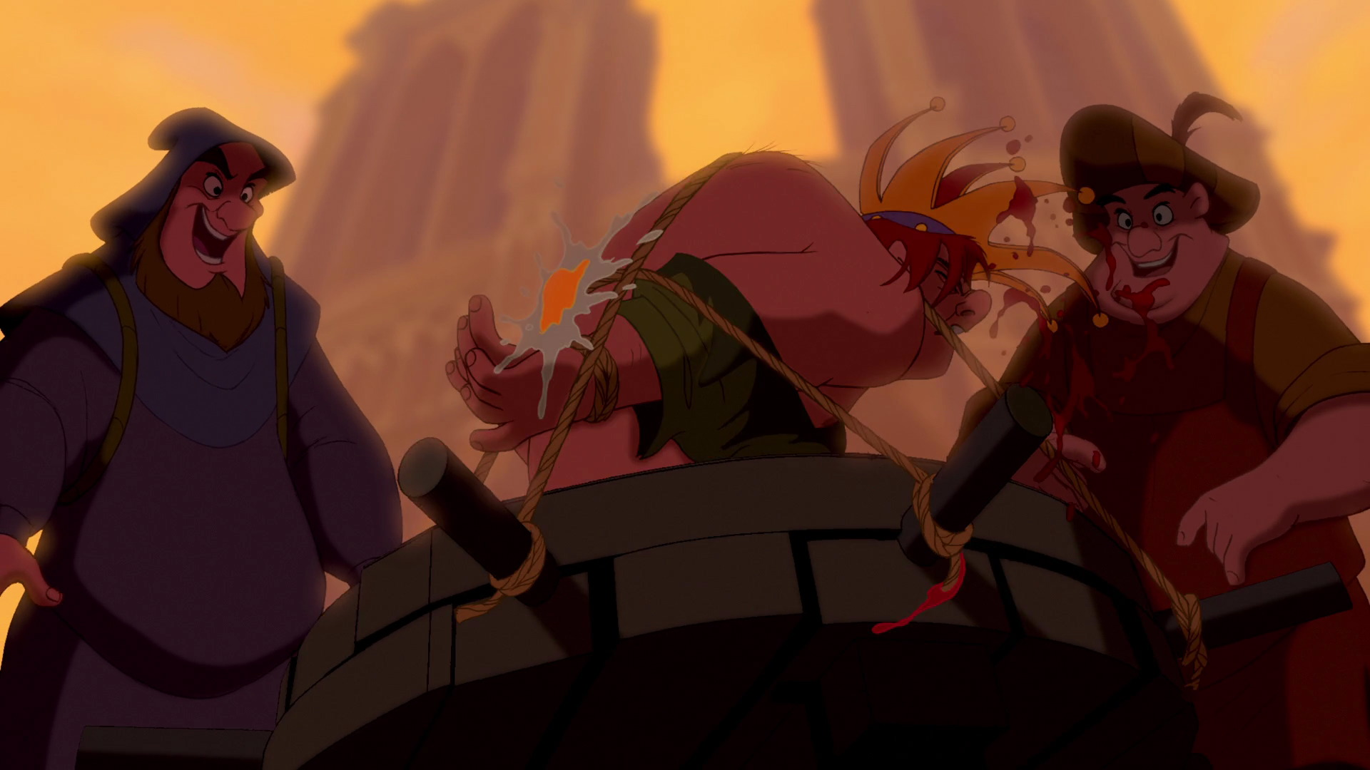 betrayal in the hunchback of notre The hunchback of notre dame related: disney esmeralda beauty and the beast quasimodo tangled disney esmeralda beauty and the beast quasimodo tangled.