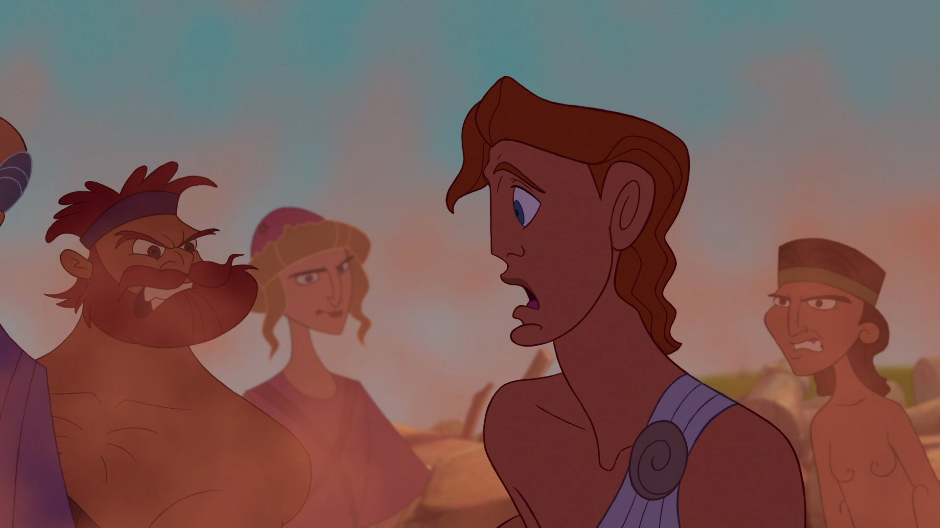 Hercules (1997) - Disney Screencaps