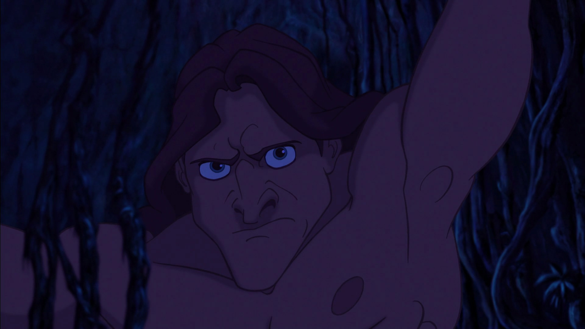 Tarzan (1999) - Animation Screencaps