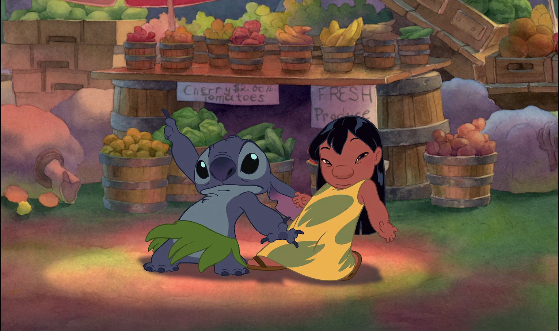 Movie lilo stitch