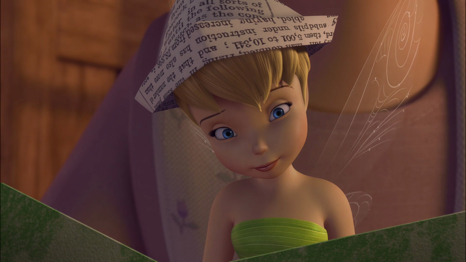 Tinker Bell and the Great Fairy Rescue (2010) - Animation ...