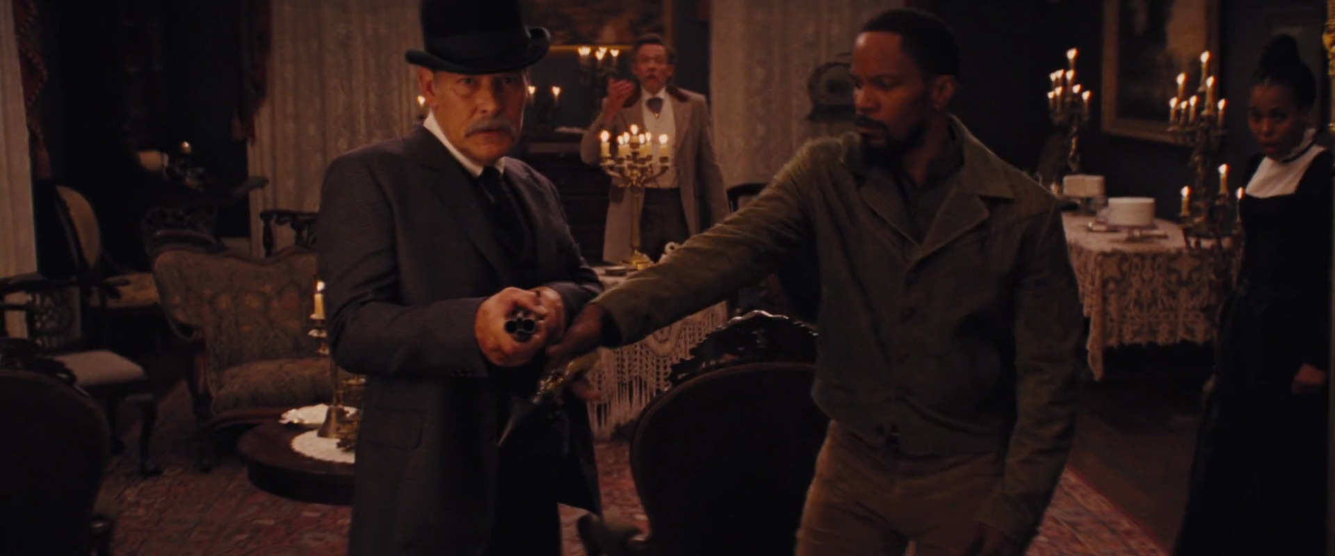 the movie django Django is remy and emile's father and the leader of the rat colony, and a major character in ratatouille his son, remy,  in the movie tangled,.