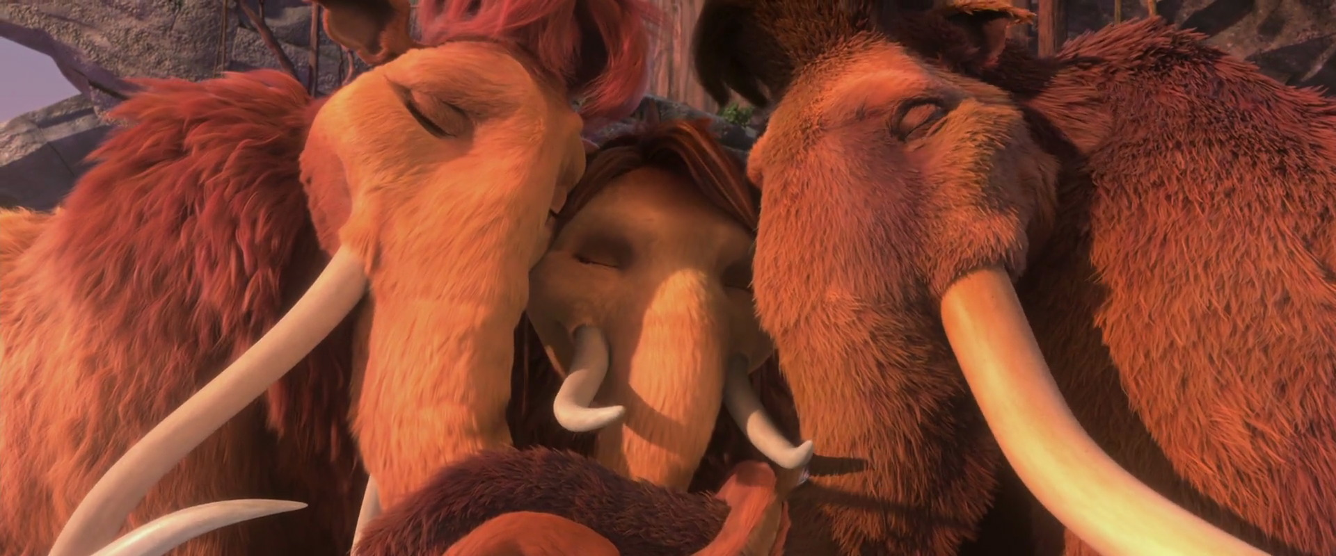 ice age 4: continental drift / heartwarming - tv tropes