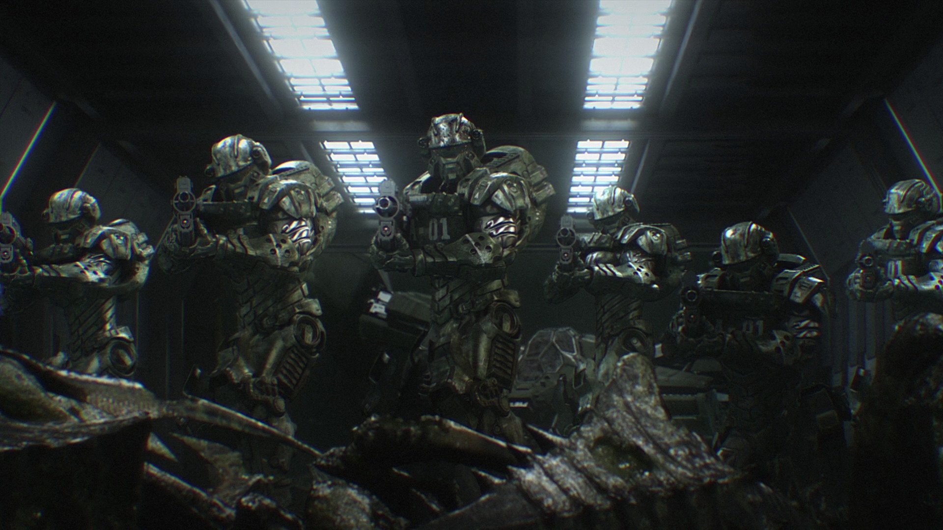 Starship Troopers: Invasion (2012) - Movie Screencaps.com