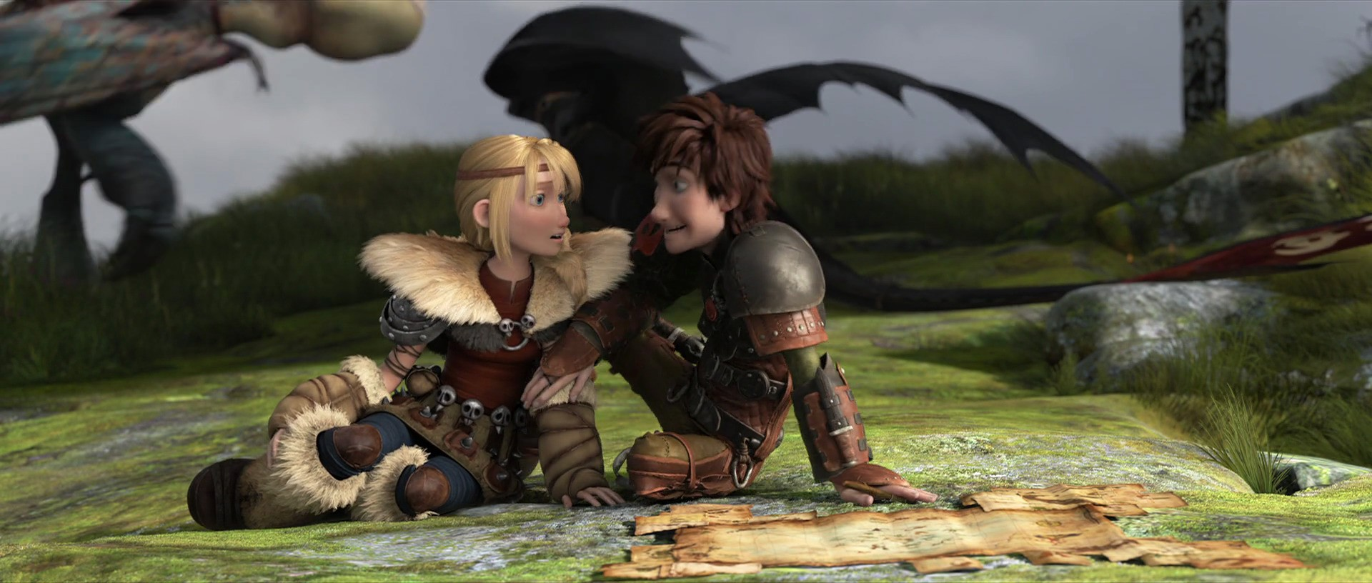 How to train a dragon girl astrid  hentia pic